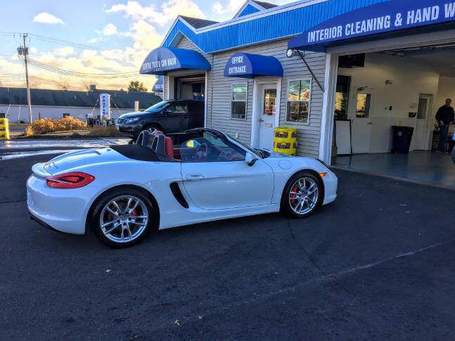 Pro Wash Car Wash And Auto Detailing Center In New Hampshire